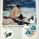 1974 Belair & Belair Filter Longs Cigarette Reel ad #2