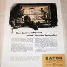Eaton Manufacturing Antagonism ad