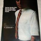 1967 Arrow Perma-Iron Shirt ad