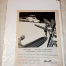 1965 Budd ad featuring American Motors Rambler Marlin