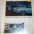1965 American Motors Rambler Ambassador 990 2 dr ht car ad