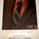 1967 Arrow After Dinner Shirt ad