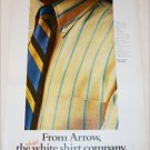 1968 Arrow Decton Perma-Iron Shirt ad