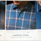 1969 Arrow Rallye Shirts ad