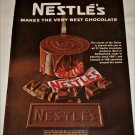 1967 Nestle's Milk Chocolate Candy Bar ad #2