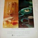 Bell Telephone Breakfast ad