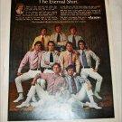 1971 Arrow Eternal Shirt ad