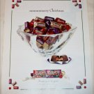 1999 Nestle's Treasures Chocolates Christmas ad