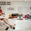 1967 Kodak Instamatic Cameras Christmas ad