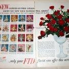 1962 FTD October Special ad