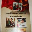 1968 Kodak Film Halloween ad