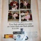 1969 Kodak Instamatic 124 Camera ad