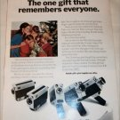 1969 Kodak Instamatic Movie Cameras ad