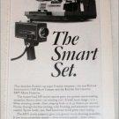 1969 Kodak Instamatic M9 Movie Camera & M95 Projector ad