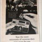 Kodak Instamatic 804 Camera ad