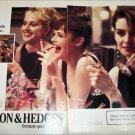 1988 Benson & Hedges 100's Cigarette ad