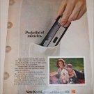 1972 Kodak Pocket Instamatic Camera ad