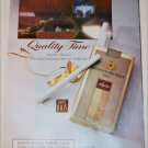 1991 Benson & Hedges 100's Cigarette ad