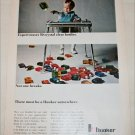 Hooker Chemical Corporation ad