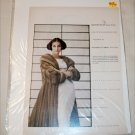 Autumn Haze Mink Coat ad