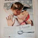 1945 Community Silverplate ad