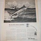 1950 Inco Nickle Line ad