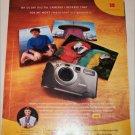 2000 Kodak DC280 Zoom Camera ad