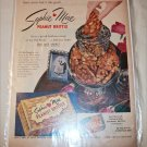 Sophie Mae Peanut Brittle Candy ad