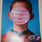 2000 Trident Gum For Kids ad