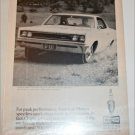 1967 Champion ad featuring American Motors Rebel SST 2 dr ht
