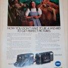 1985 Minolta Autofocus Compact Cameras ad