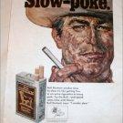 1968 Bull Durham Cigarette ad
