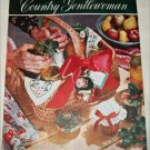 1951 Country Gentlewoman Christmas ad