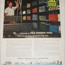 Jones & Laughlin Steel Corporation ad