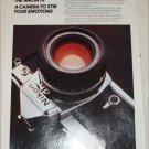 1980 Nikon FE Camera ad