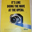 1998 Nikon Pronea S Camera ad