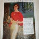 1934 Camel Cigarette ad