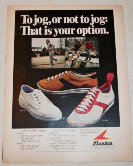 Bata Shoes ad