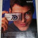 1999 Olympus I Zoom 75 Camera ad