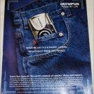 1999 Olympus Stylus Epic Zoom 80 ad