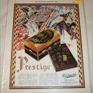 1926 Whitman's Prestige Chocolates ad