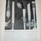 1956 Community Silverware ad #2