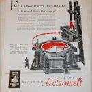 Lectromelt Corporation ad