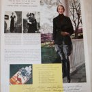 1935 Camel Cigarette ad featuring Mrs Chiswell Dabney Langhorne