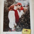 2000 Whitman's Sampler Chocolates Christmas ad