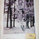 2000 Whitman's Sampler Chocolates Swing ad
