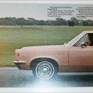 1969 American Motors Rebel 2 dr ht car ad