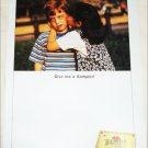 2000 Whitman's Sampler Chocolates Boy and Girl ad