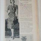 1938 Wrigley's Double Mint Gum ad