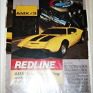 1970 American Motors AMX/3 5 page Article